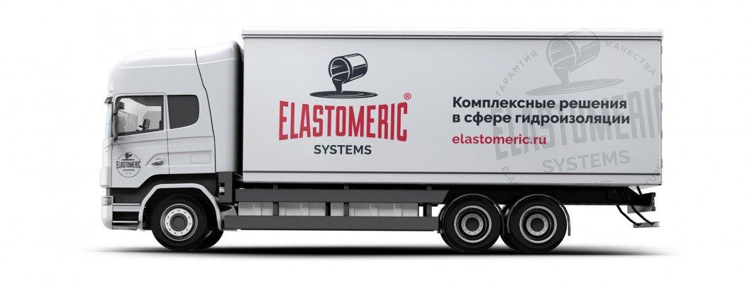 Доставка гидроизоляции прямо на объект от Elastomeric Systems