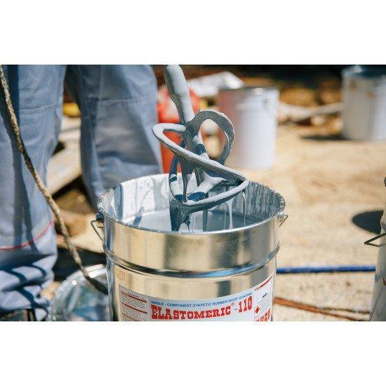 Мастика на основе синтетических каучуков Elastomeric-110 ведро 20 кг