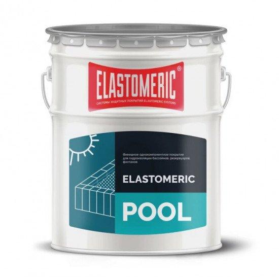Гидроизоляции бассейнов, резервуаров, фонтанов Elastomeric Pool