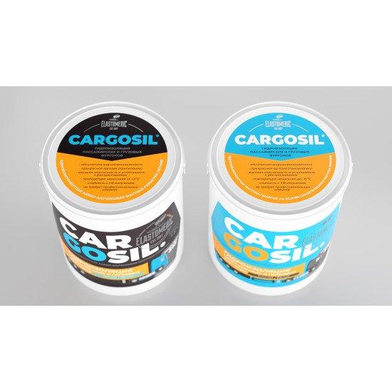 Cargosil Зимний - жидкая резина для устранения протечек на крышах фургонов и будок.