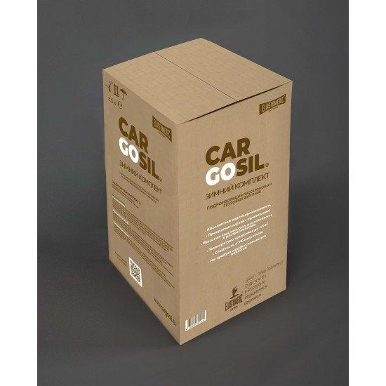 Ремкомплект Каргосил - жидкая резина для устранения протечек фургонов