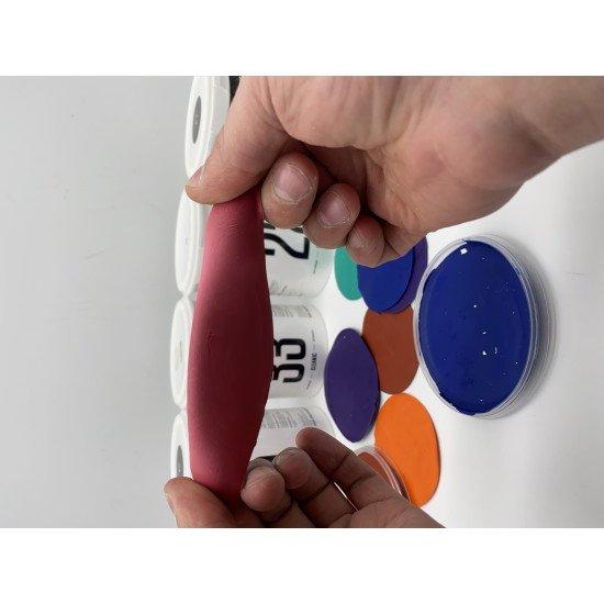 Прочная краска для зон с повышенной проходимостью Elastomeric 88 Crazy Traffic