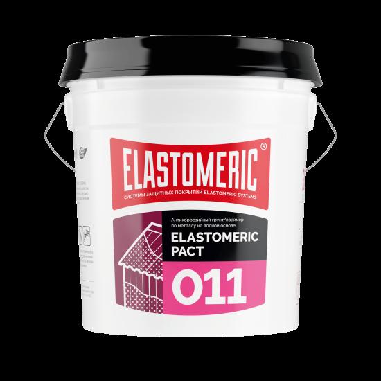 Антикоррозийная грунтовка по металлу Elastomeric - 011 (ведро 17кг)