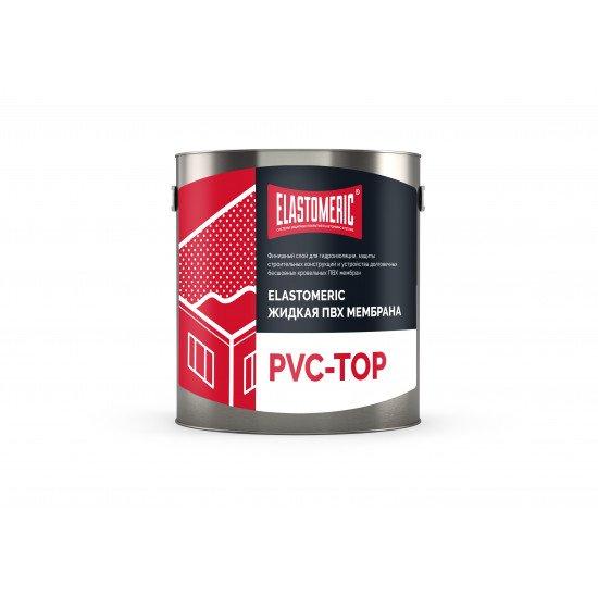 Жидкая ПВХ мембрана Elastomeric PVC - TOP (финишный слой)